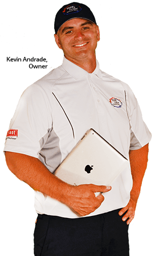 Kevin Andrade Heating & Cooling expert in RI & Mass
