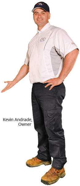 Kevin Andrade Indoor Air Quality expert in RI & MA